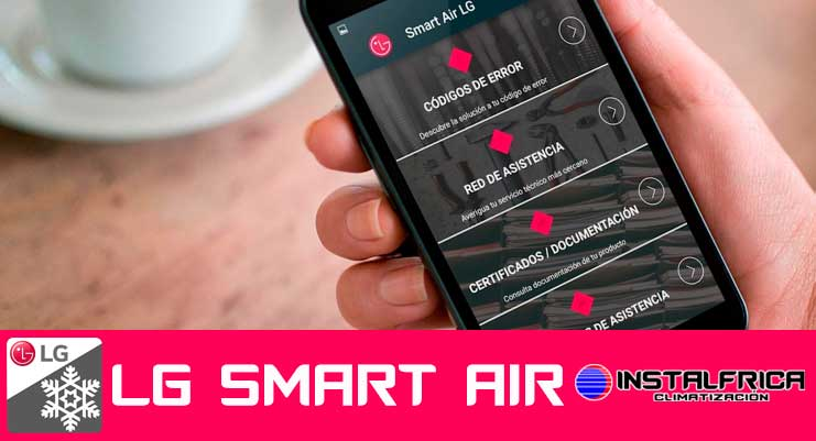 LG SMART AIR INSTALFRICA