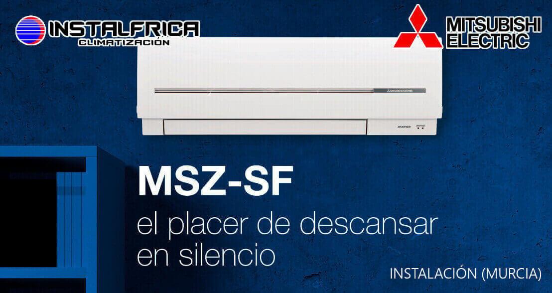 Mitsubishi MSZ SF