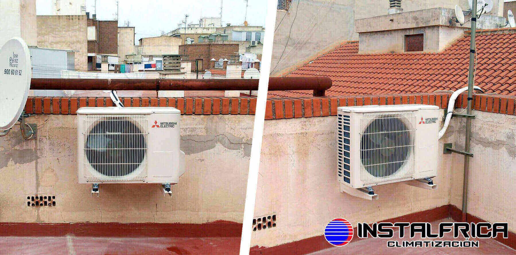 Instalador aire acondicionado Alicante