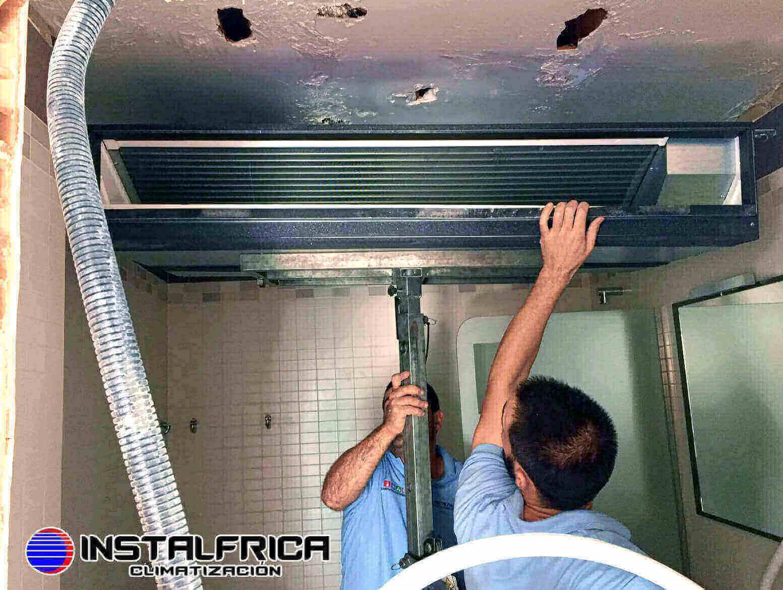 instaladores de aire acondicionado en murcia