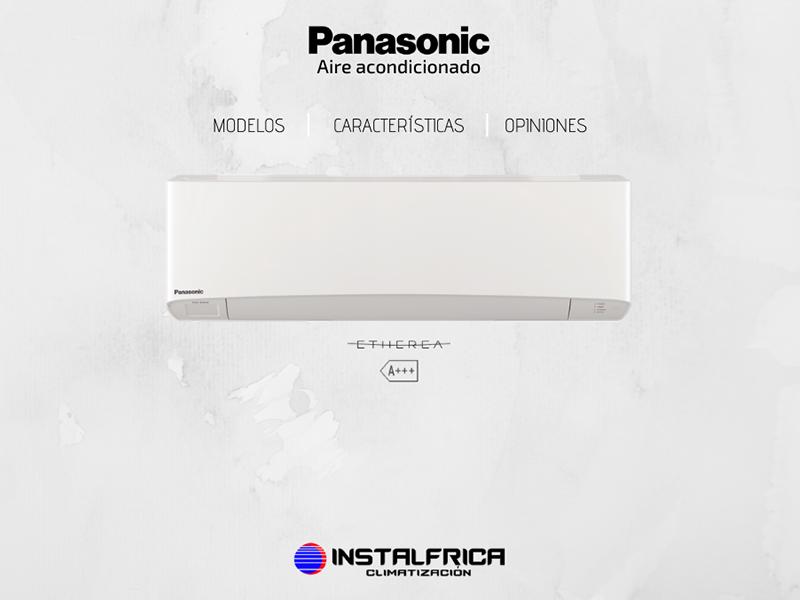 Aire Acondicionado Split Panasonic