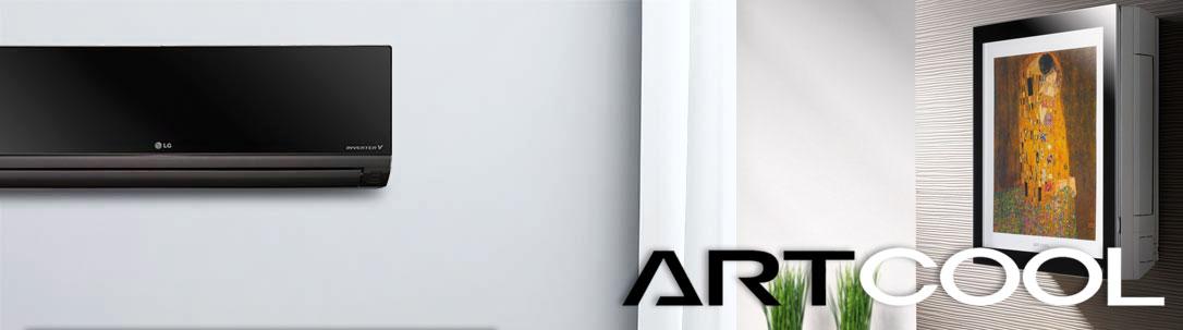 aire acondicionado LG Art Cool