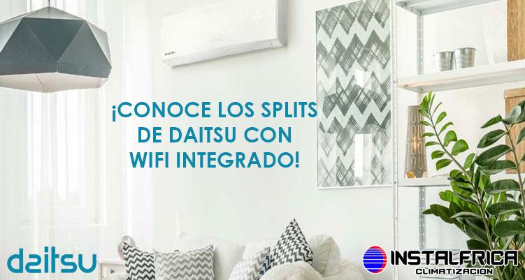 split con wifi Daitsu instalfrica