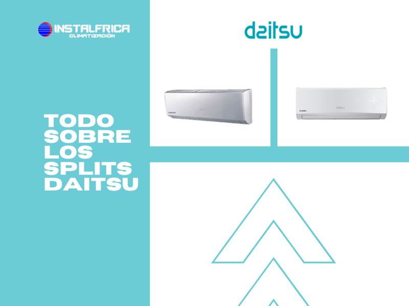 Aire acondicionado Daitsu en Instalfrica