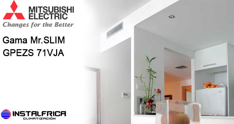 conductos mitsubishi Instalfrica