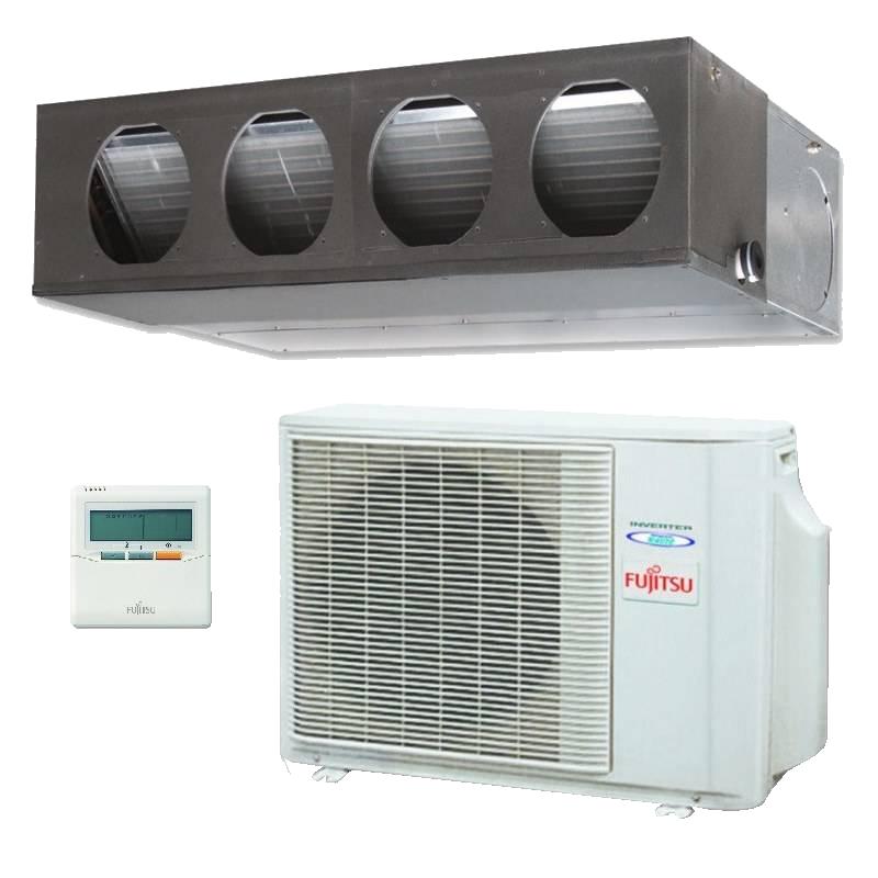 Aire acondicionado Fujitsu de Instalfrica