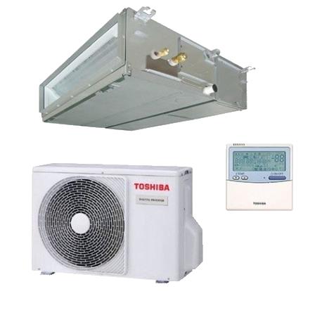 Aire acondicionado Toshiba de instalfrica