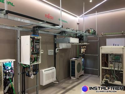 Aire Fujitsu Conductos Cool Amazing Fujitsu Conductos Eur Instalado
