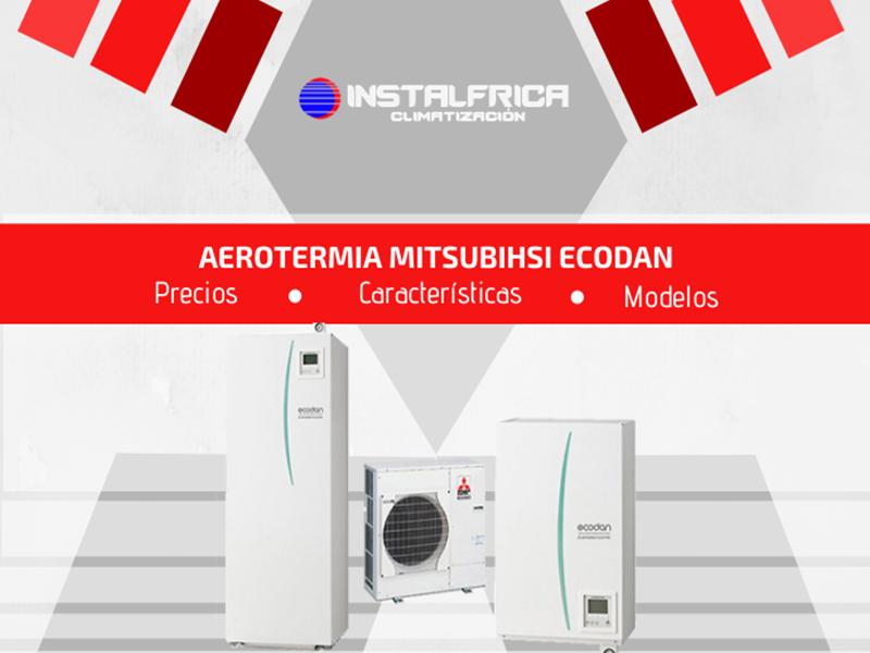 Aerotermia Mitsubishi Ecodan