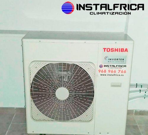 instalacion-toshiba-split