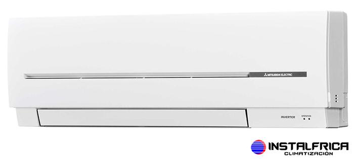 serie msz-sf split aire acondicionado