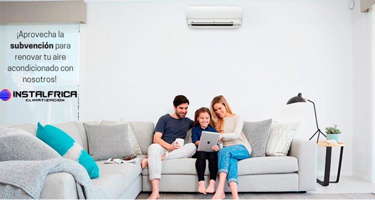 Ayudas aire condicionado Murcia