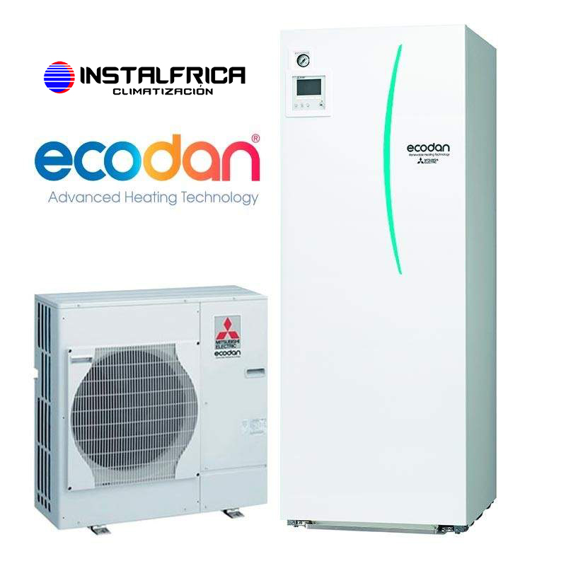 Mitsubishi Ecodan Instalfrica