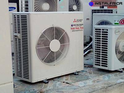 Aire acondicionado instalfrica 1