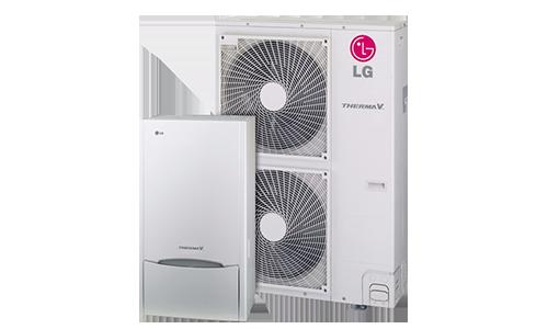 LG Therma V Instalfrica
