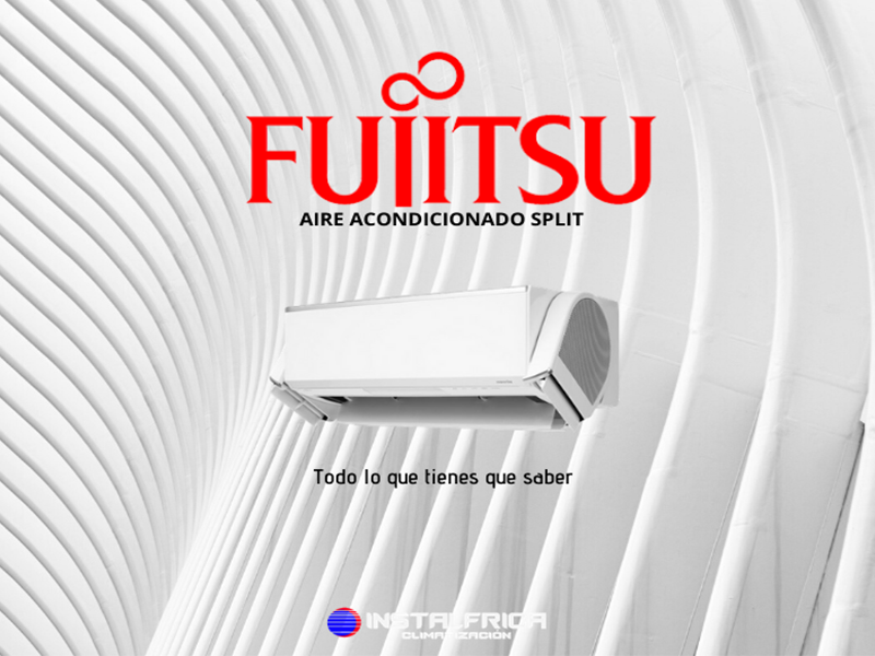 Split fujitsu Instalfrica