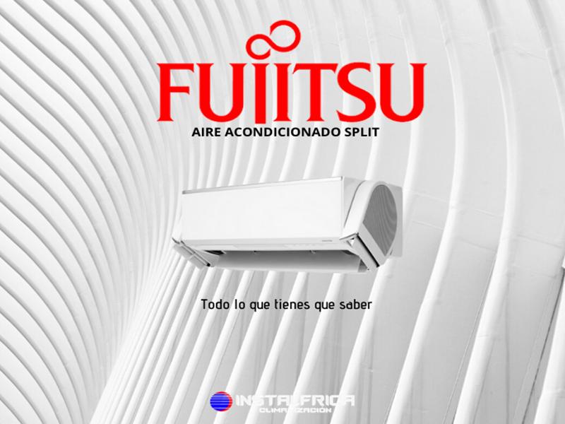 Split fujitsu en Instalfrica