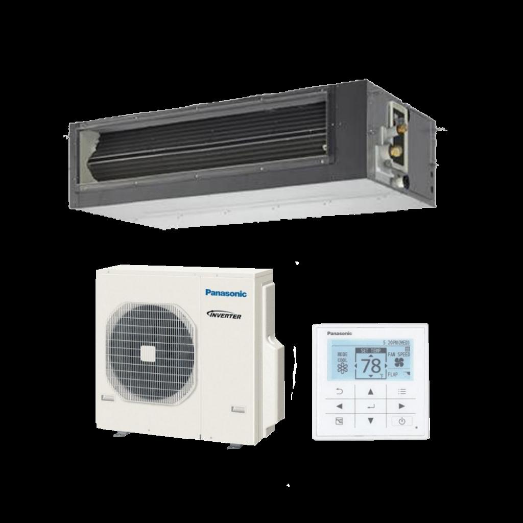 Climatizadores Panasonic kit 100pf1z5 por instalfrica