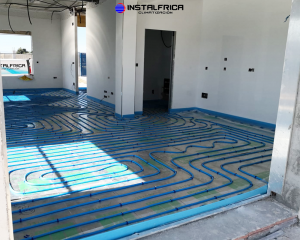 Instalación 3 suelo radiante en madrid por instalfrica