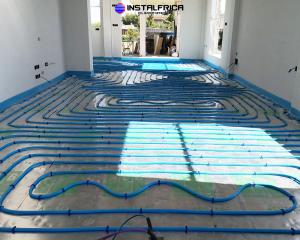 Instalación 1 suelo radiante en madrid por instalfrica