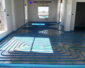 Instalación 2 suelo radiante en madrid por instalfrica