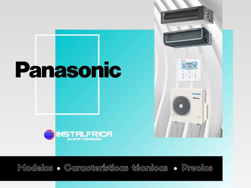 Aire acondicionado por conductos Panasonic