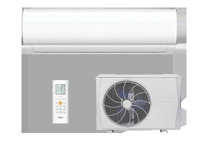 Aire Acondicionado split midea MDV35
