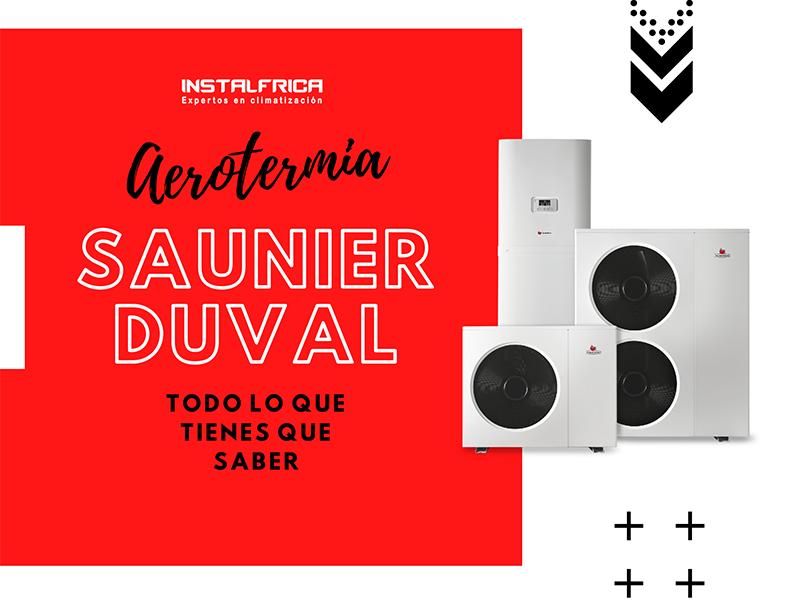 Aerotermia Saunier Duval